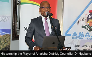 AMAJUBA DISTRICT PARTNERS WITH TRADE & INVESTMENT KZN
