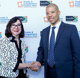 New TIKZN CEO to put KwaZulu-Natal on the global map