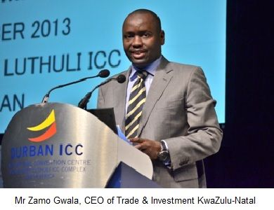 Empowering the Province of KwaZulu-Natal through successful export development