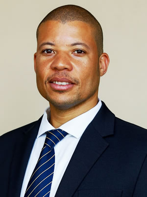 Chief Executive Officer: Mr<br> Neville Matjie