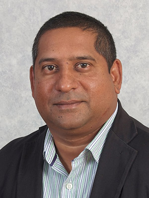 Executive Manager: Mr<br> Claude Moodley